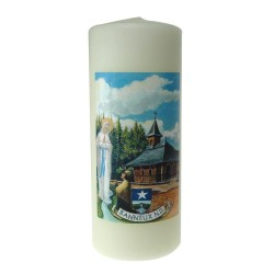 Candle 200 X 80 mm  Ivory...