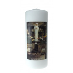 Candle 150 X 60 White...