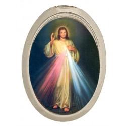 Car magnet  Merciful Christ