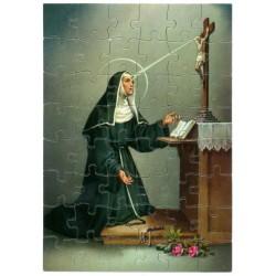 Puzzle 48 pces - Ste Rita -...