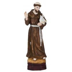 Statue 20 Cm  St Francois...