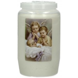 Candle 3 Days / white / 2...