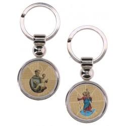key ring  St Anthony / St...