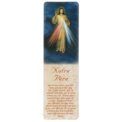 Bookmark / PVC  Our Father...