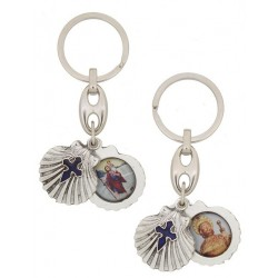 Porte-Clefs Coquille St...