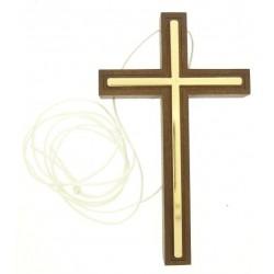 Cross On Cord 10X6 Cm Cross...