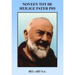 Book  Noveen tot Heilige...