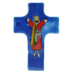 Cross Symbol 08 X 12 Dark...