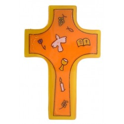 Croix  Murale   Verre...