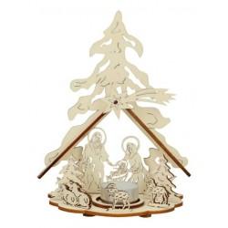 Kit nativity Wood To Build...
