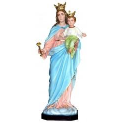 Statue Notre-Dame...
