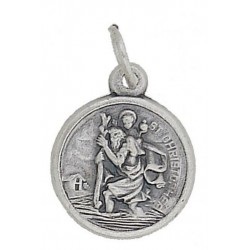 Médaille 14 mm - St Christophe