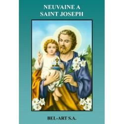 Boek - Neuvaine à St Joseph - FR