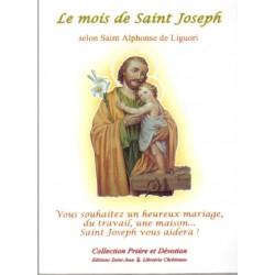Le mois de Saint Joseph...