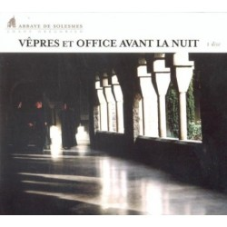 Cd - Vepres Et Office Avant...
