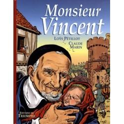 BD - Monsieur Vincent...