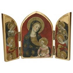 Triptych Arondi Virgin...