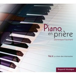 CD - Piano en prière -...