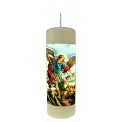 Candle 150 X 50 mm  St Michael