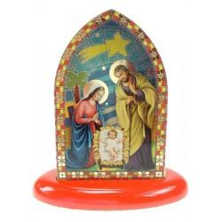 Nativity frame work 9 X 12 Cm