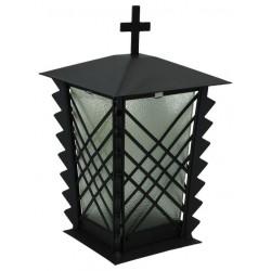 Lantern 24cm Black